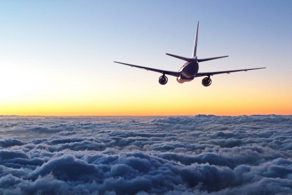Palaikų pervežimas lėktuvu